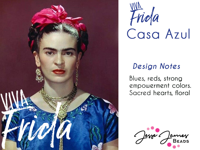 """I am my own muse. I am the subject I know best"" --Frida Kahlo"