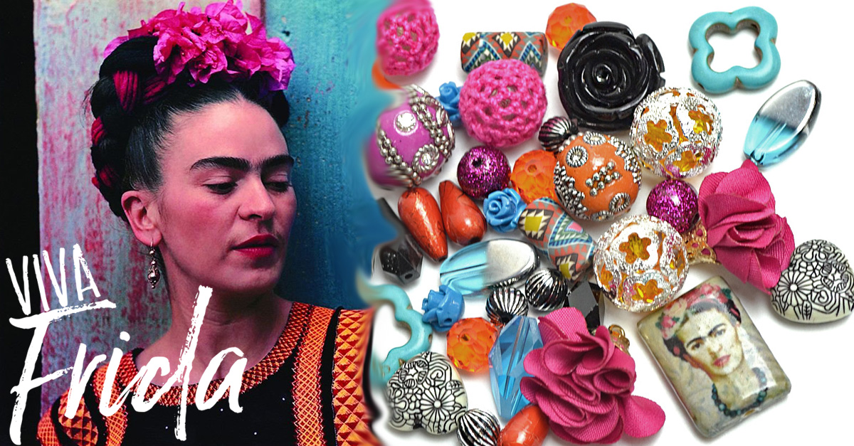Viva Frida: The Inspiration Behind an Iconic Bead Collection